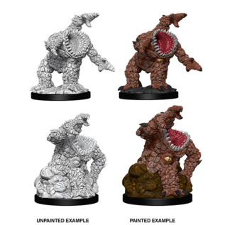 D&D Nolzurs Marvelous Unpainted Miniatures: Wave 5: Xorn