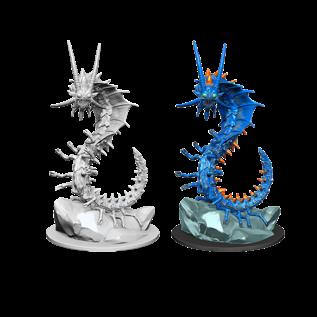 D&D Nolzurs Marvelous Unpainted Miniatures: Wave 6: Adult Remorhaz