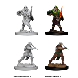 D&D Nolzurs Marvelous Unpainted Miniatures: Wave 6: Elf Male Fighter