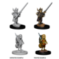 D&D Nolzurs Marvelous Unpainted Miniatures: Wave 6: Male Halfling Fighter