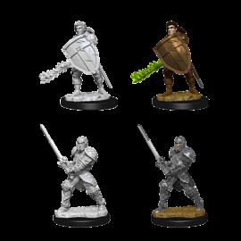 D&D Nolzurs Marvelous Unpainted Miniatures: Wave 8: Human Male Fighter