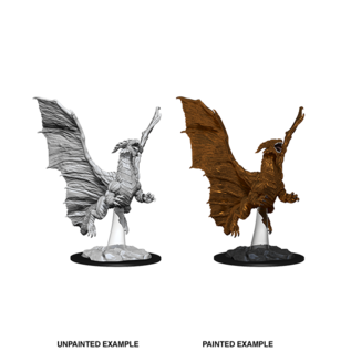 D&D Nolzurs Marvelous Unpainted Miniatures: Wave 8: Young Copper Dragon