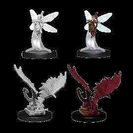 D&D Nolzurs Marvelous Unpainted Miniatures: Wave Wave 9: Sprite & Pseudodragon