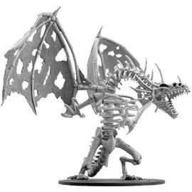 Pathfinder Deep Cuts Unpainted Miniatures: Wave 11: Gargantuan Skeletal Dragon