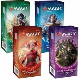 Wizards of the Coast MTG Challenger Decks 2020