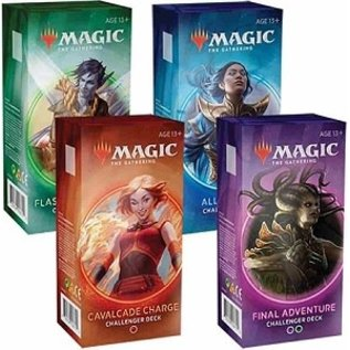 Wizards of the Coast MTG Challenger Decks 2020