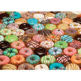 Cobble Hill Puzzle: 1000 Doughnuts