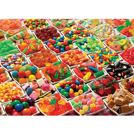 Cobble Hill Puzzle: 1000 Sugar Overload