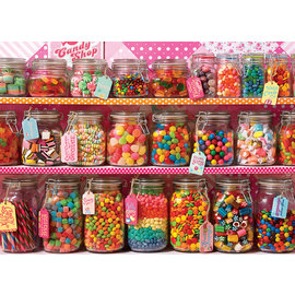 Cobble Hill Puzzle: 350 Candy Counter