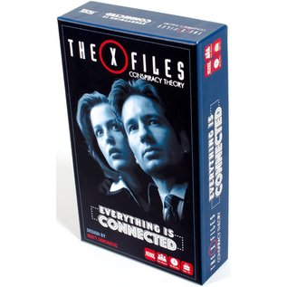 X-Files Conspiracy Theory: Everything is Connected