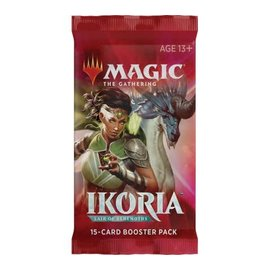 Wizards of the Coast MTG: Ikoria Lair of Behemoths: Booster Pack