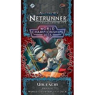 Android: Netrunner - World Champion Runner Deck 2015