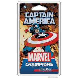 Marvel Champions: LCG: Captain America Hero Pack
