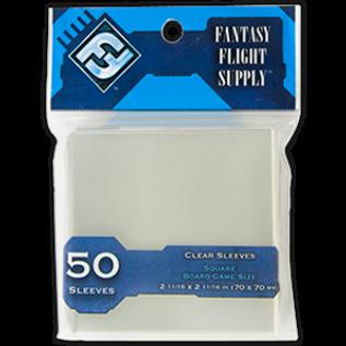 Fantasy Flight Fantasy Flight Card Sleeves Standard Square 70x70mm
