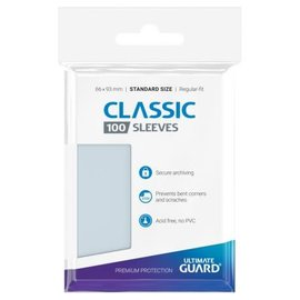 Ultimate Guard Classic Standard Sleeves 66x93mm