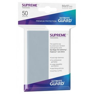 Ultimate Guard Supreme Sleeves