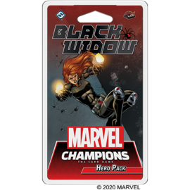 Marvel Champions: LCG: Black Widow Pack