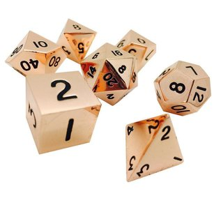Norse Foundry Metal Dice: Copper Still