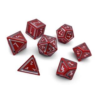 Norse Foundry Nimbus Dice: Devil's Red