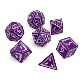 Norse Foundry Nimbus Dice: Lich Purple