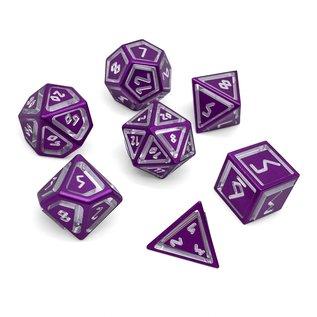 Norse Foundry Nimbus Dice: Lich Purple