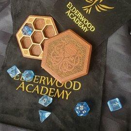 Elderwood Academy Hex Chest Remastered: Cthulhu, Leopardwood