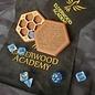 Elderwood Academy Hex Chest Remastered: Phoenix, Leopardwood