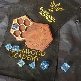 Elderwood Academy Hex Chest Remastered: Spellcircle, Bubinga