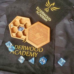 Elderwood Academy Hex Chest: Barbarian, Cherry
