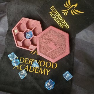 Elderwood Academy Hex Chest: Barbarian, Purpleheart
