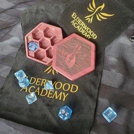Elderwood Academy Hex Chest: Bard, Purpleheart