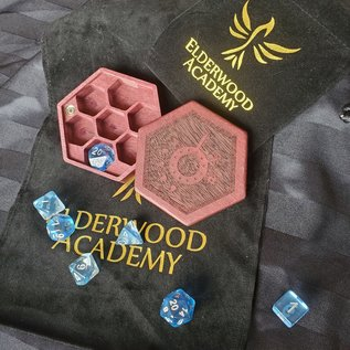 Elderwood Academy Hex Chest: Fighter, Purpleheart