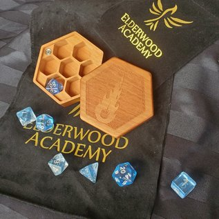 Elderwood Academy Hex Chest: Fireball, Cherry