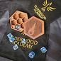 Elderwood Academy Hex Chest: Fireball, Mahogany