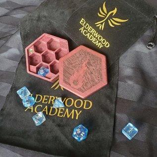 Elderwood Academy Hex Chest: Fireball, Purpleheart