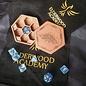 Elderwood Academy Hex Chest: Lotus, Mahogany