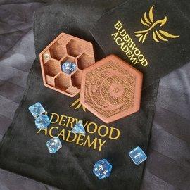 Elderwood Academy Hex Chest: Mystic Eye, Lacewood