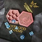 Elderwood Academy Hex Chest: Sorcerer, Purpleheart