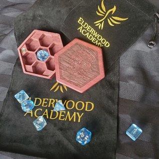Elderwood Academy Hex Chest: Yggdrasil, Purpleheart