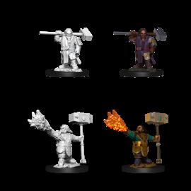 D&D Nolzurs Marvelous Unpainted Miniatures: Wave 11: Male Dwarf Cleric