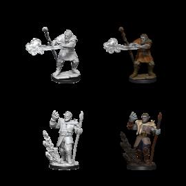D&D Nolzurs Marvelous Unpainted Miniatures: Wave 11: Male Firbolg Druid