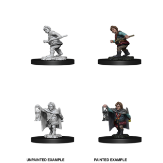 D&D Nolzurs Marvelous Unpainted Miniatures: Wave 11: Male Halfling Rogue
