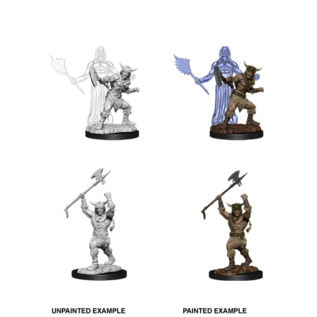 D&D Nolzurs Marvelous Unpainted Miniatures: Wave 11: Male Human Barbarian