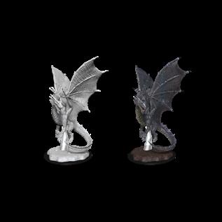 D&D Nolzurs Marvelous Unpainted Miniatures: Wave 11: Young Silver Dragon
