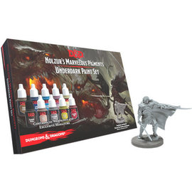 Nolzur's Marvelous Pigments: Underdark Paint Set