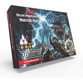 Nolzur's Marvelous Pigments: The Monsters Paint Set