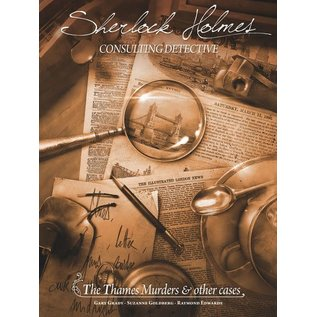 Sherlock Holmes Consulting Detectives: Thames Murders and Other Cases