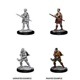 D&D Nolzurs Marvelous Upainted Miniatures: Wave 11: Female Human Ranger