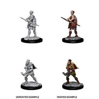 D&D Nolzurs Marvelous Upainted Miniatures: Wave 11: Female Human Ranger