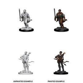 D&D Nolzurs Marvelous Upainted Miniatures: Wave 11: Male Human Ranger
